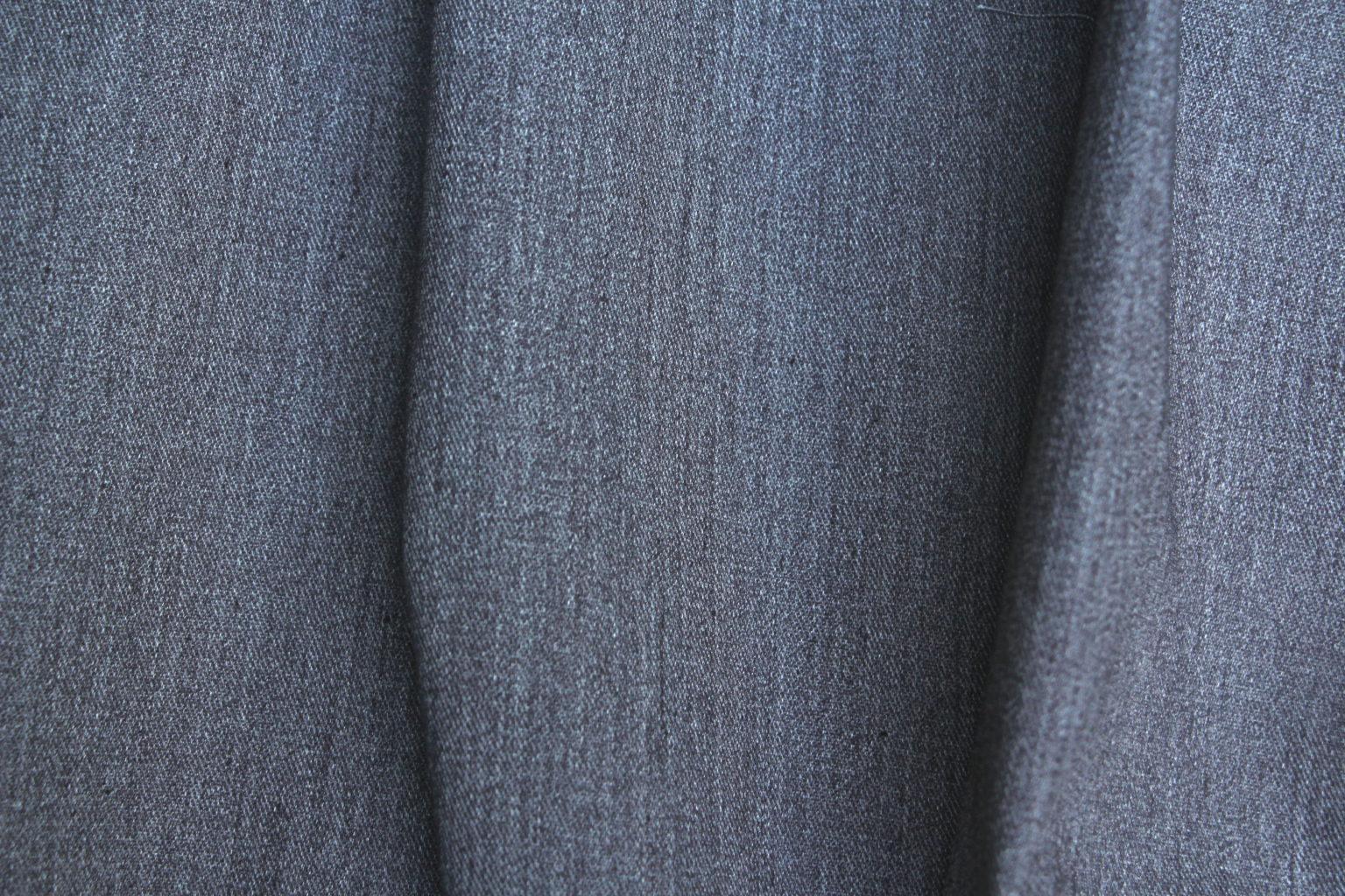 Heather Grey Twill Table Manners