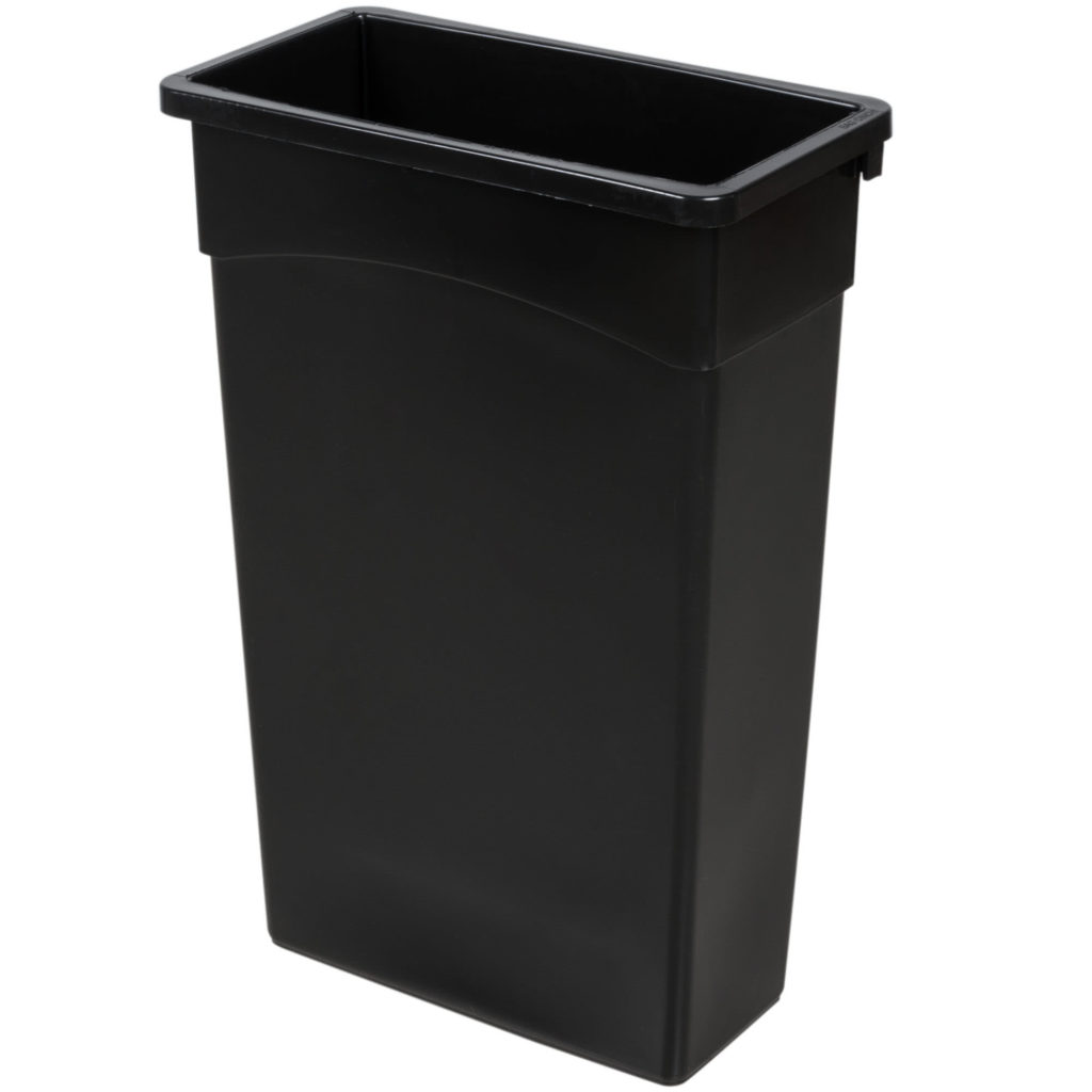 35 gallon rectangle trash can table manners - Rectangular garbage cans ...