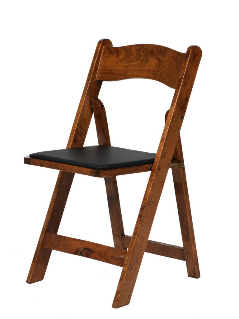 Black Padded Folding Chairs Mainstays Padded Folding