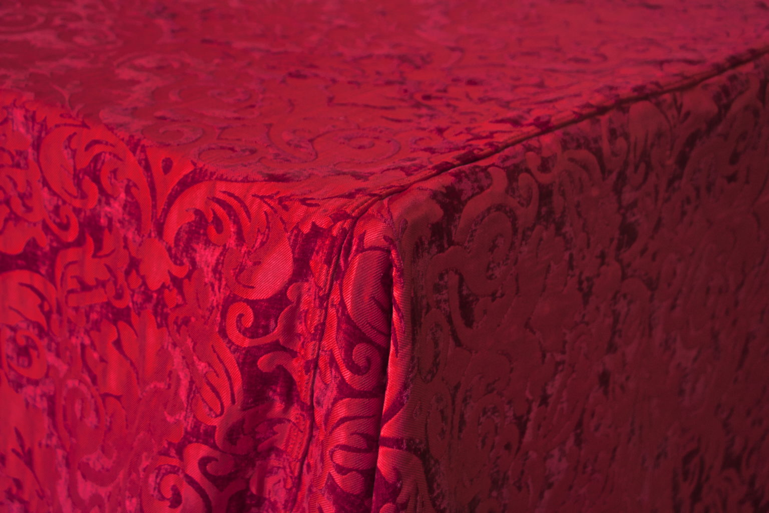 crushed red velvet texture. Jupiter Red Cut Velvet Crushed Texture Y