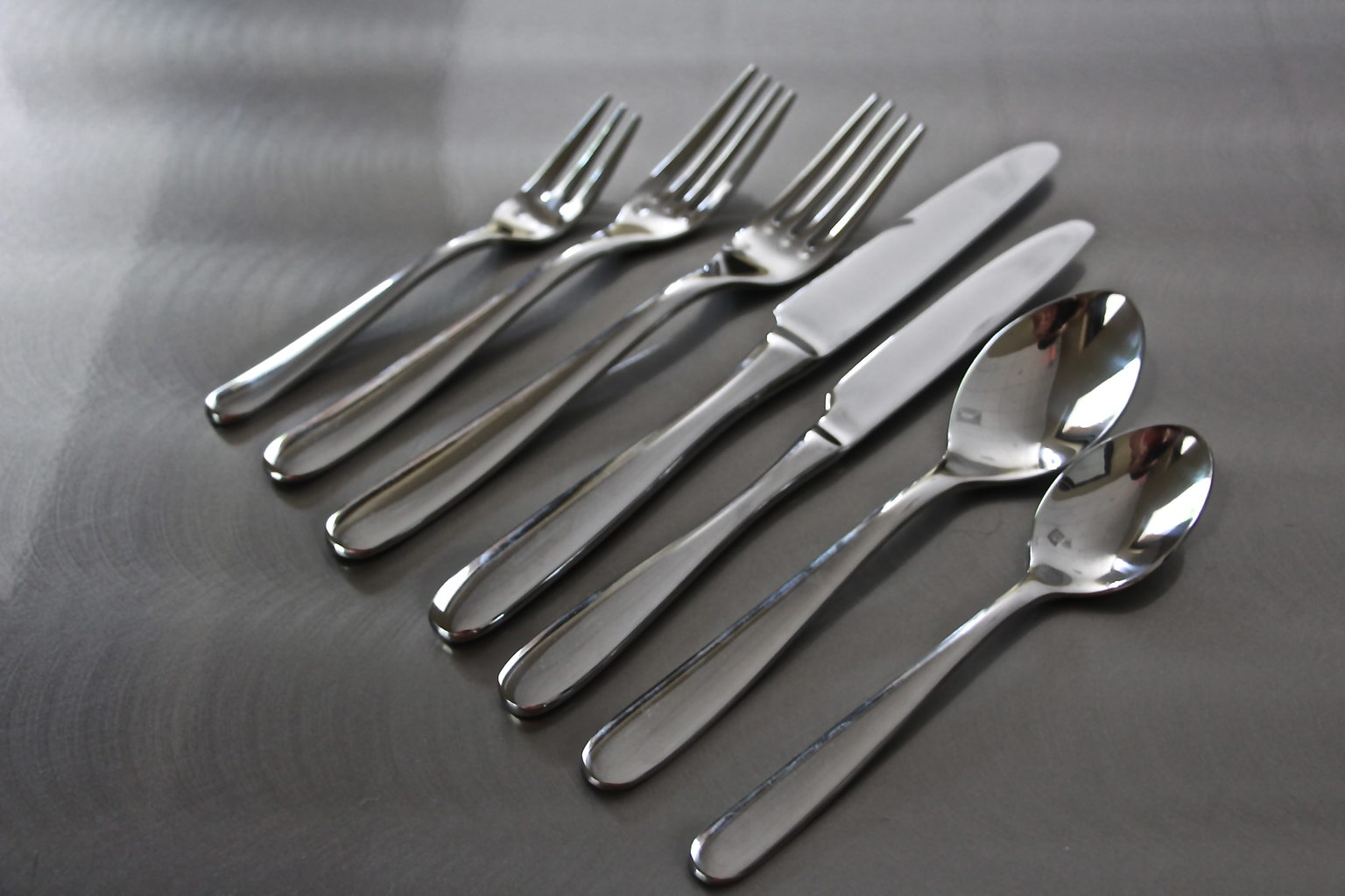 Toos Stainless Steel Flatware Table Manners